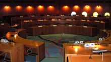 Der Ratssaal im Mainzer Rathaus soll zu eienm Ort der Transparenz werden.